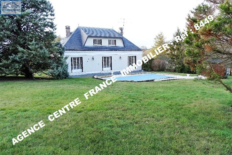 Maison caractere bourges piscine immoselection for Piscine issoudun