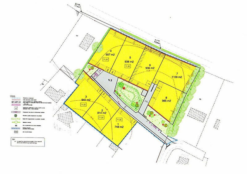 Terrain, 936 m²