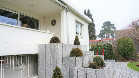 Maison mulhouse rebberg jardin immoselection - Jardin terrasse toit mulhouse ...