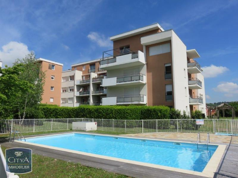 Appartement rez jardin oullins immoselection for Piscine oullins