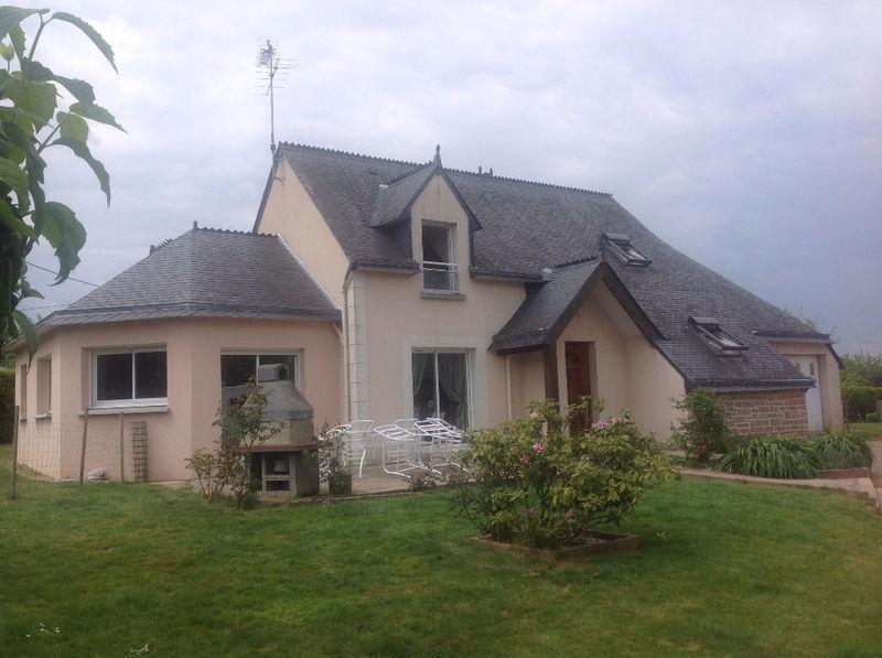 Maison plain pied questembert immoselection for Achat maison questembert