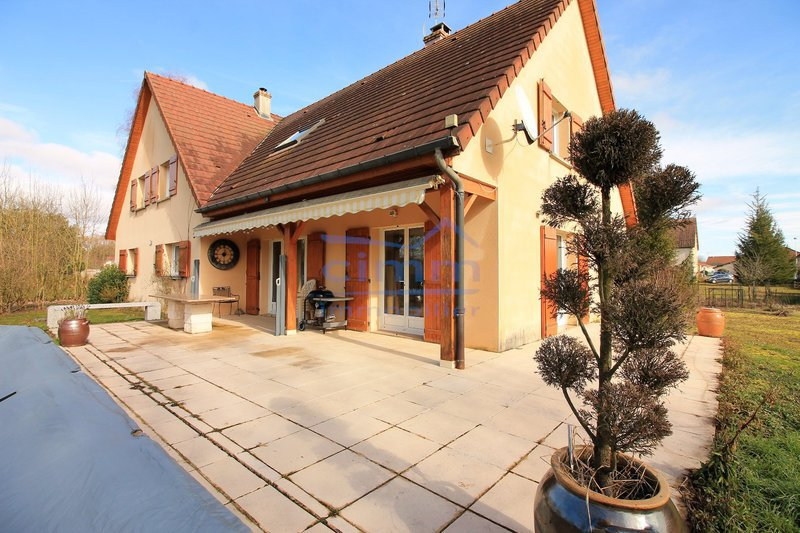 Maison remilly sur tille immoselection for Remilly sur tille