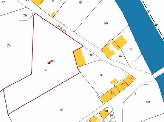 Terrain, 3 200 m²