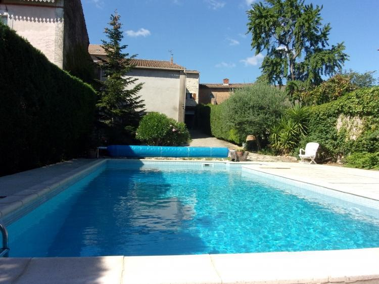 Maison vigneronne beziers piscine immoselection for Piscine beziers