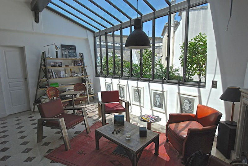 Duplex appartement paris 8eme immoselection for Duplex paris immobilier