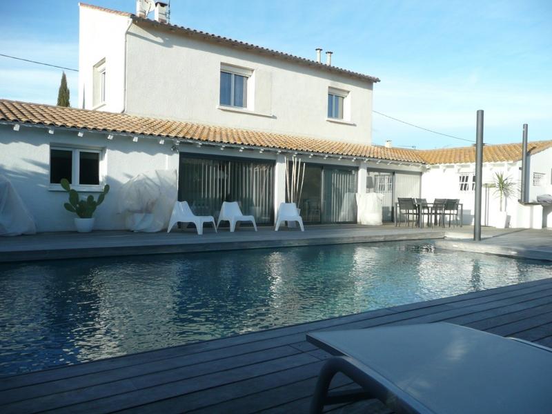 Maison mauguio piscine immoselection for Piscine mauguio