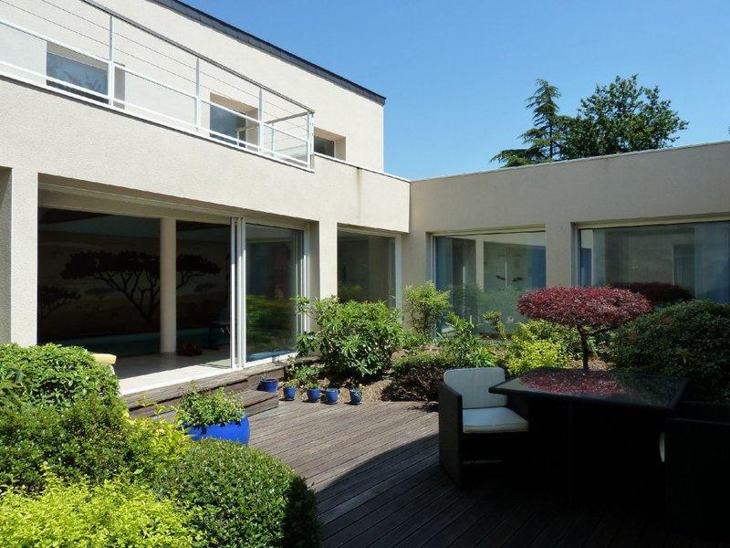 Maison 2007 nantes jardin immoselection for Achat jardin nantes