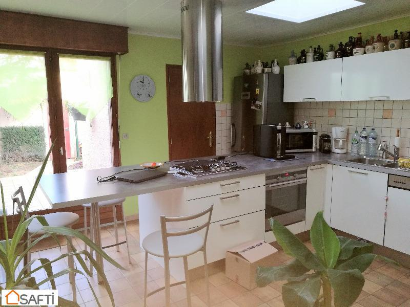 maison wattignies jardin immoselection. Black Bedroom Furniture Sets. Home Design Ideas