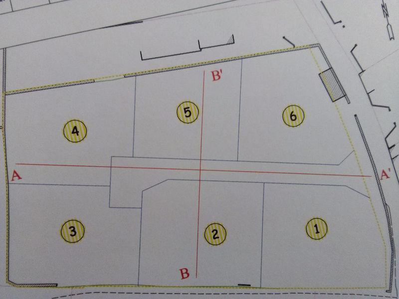 Terrain, 657 m²