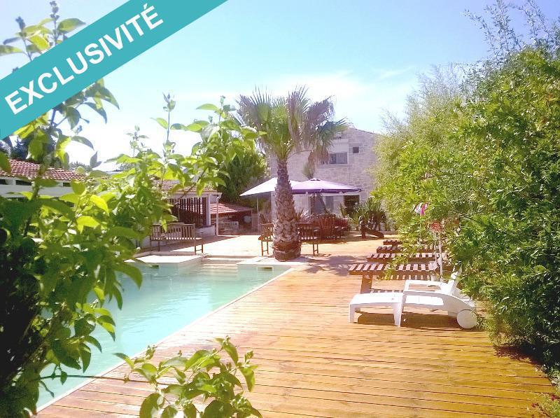 Grande maison marignane piscine immoselection for Piscine marignane