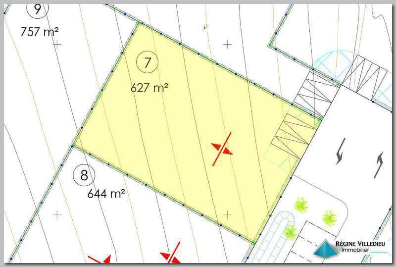 terrain nouainville immoselection. Black Bedroom Furniture Sets. Home Design Ideas