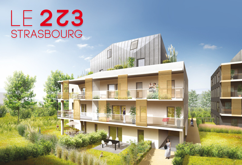 Appartement neuf, 54 m²