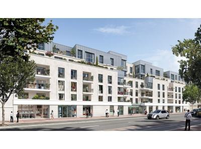 Appartement neuf, 92,8 m²