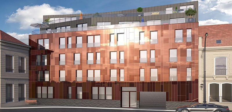 Appartement neuf, 48,8 m²