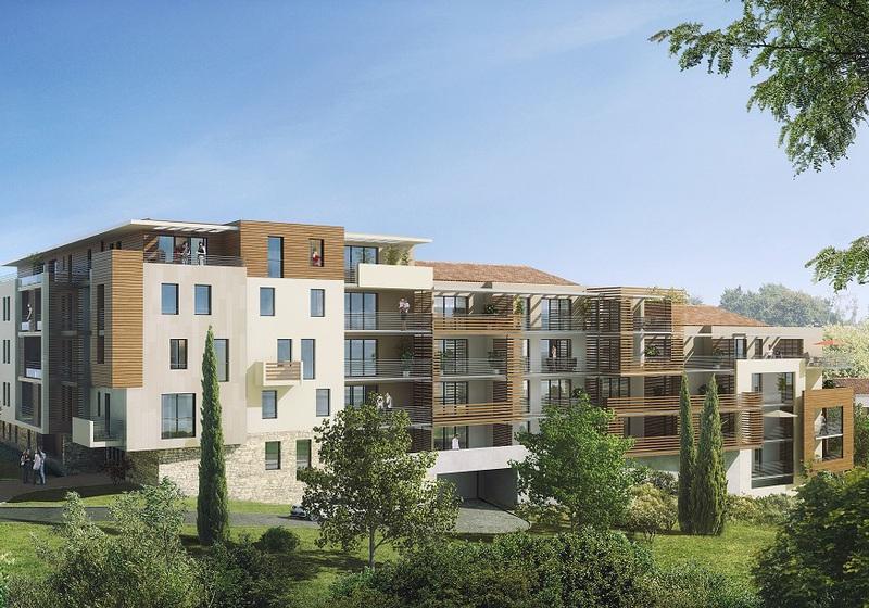 Appartement neuf, 51,7 m²