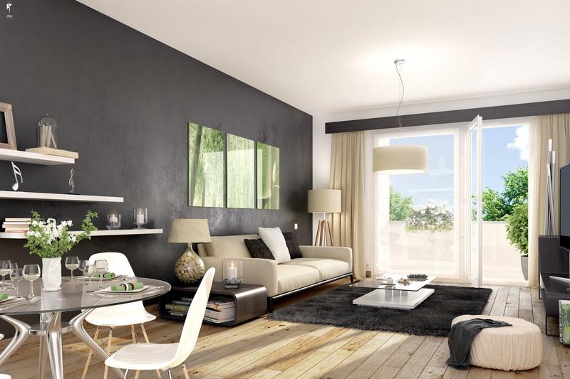 Appartement neuf, 79,7 m²