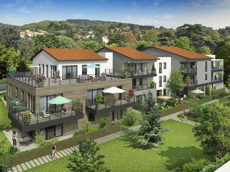 Appartement neuf, 33,9 m²