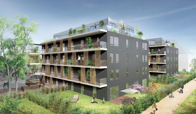 Appartement neuf, 59,3 m²