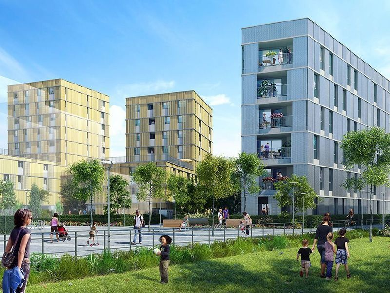 Appartement neuf, 81,6 m²