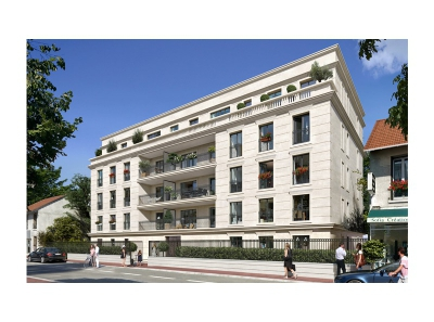 Appartement neuf, 65,2 m²