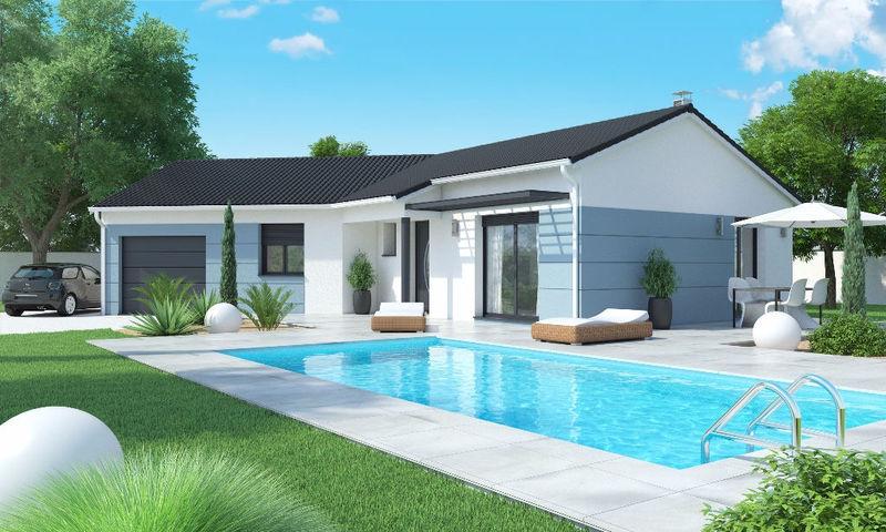 Maison neuve, 845 m²