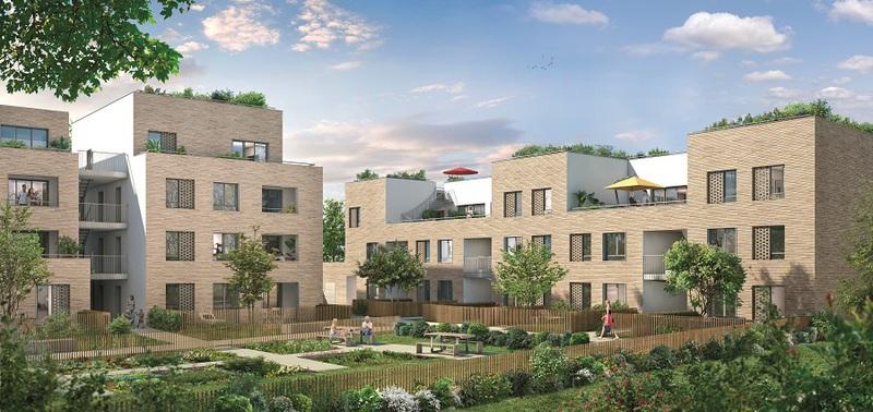 Appartement neuf, 68 m²