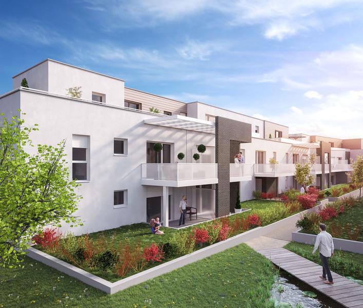 Appartement neuf, 24 m²