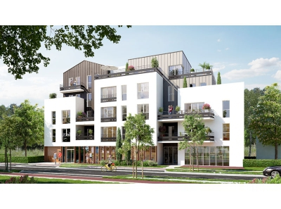 Appartement neuf, 42,7 m²