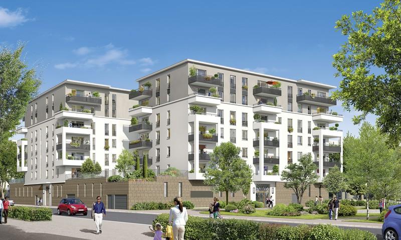 Appartement neuf, 37 m²