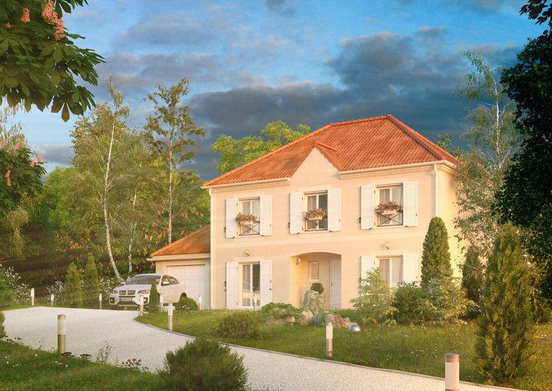 Perfect maison neuve m with achat maison neuve 95 for Achat maison 95