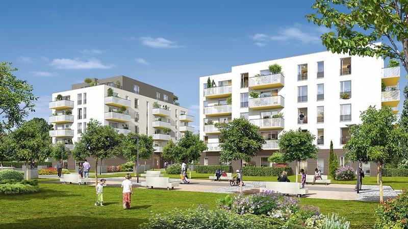 Appartement neuf, 56 m²