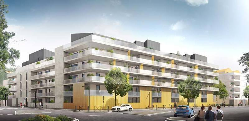 Appartement neuf, 91,2 m²