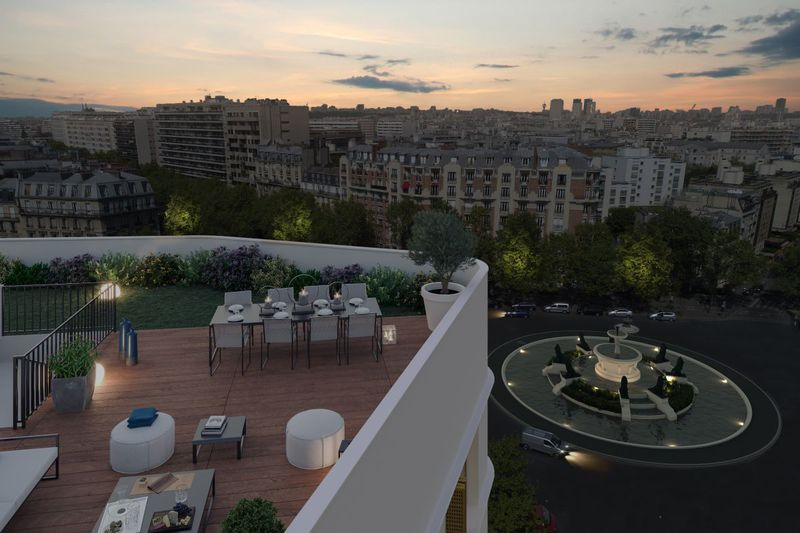 Appartement neuf, 28,9 m²