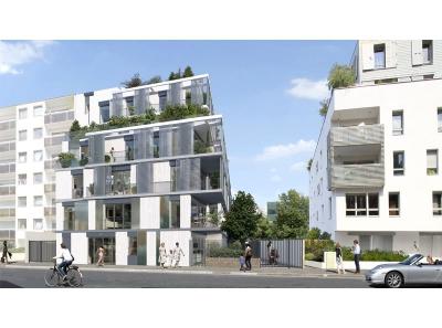 Appartement neuf, 48,5 m²