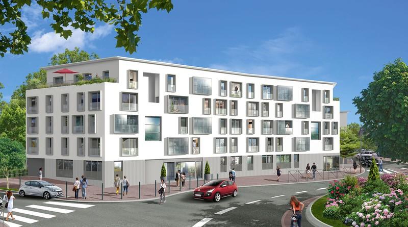 Appartement neuf, 39 m²
