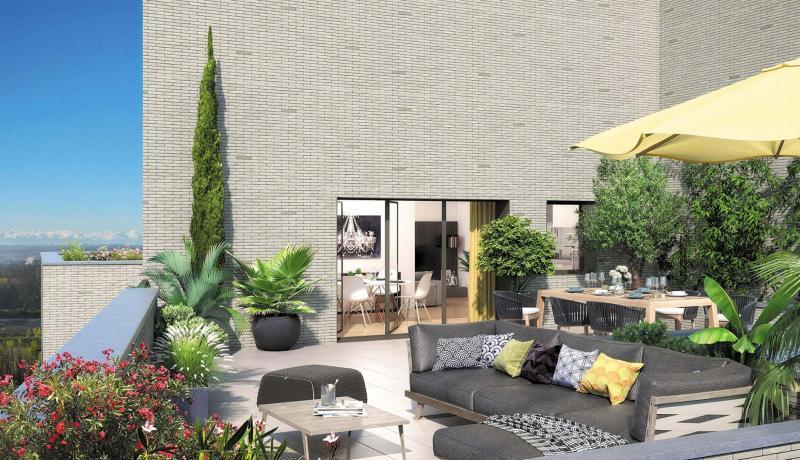 Appartement neuf, 41,2 m²