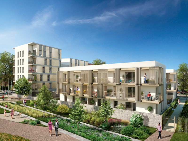 Appartement neuf, 44,5 m²