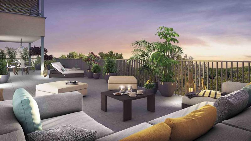 Appartement neuf, 38,7 m²