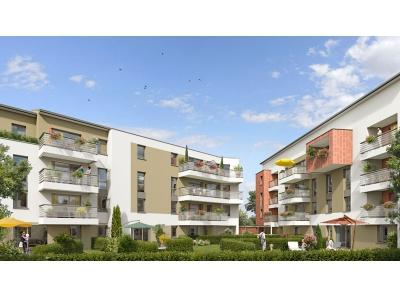 Appartement neuf, 39,3 m²
