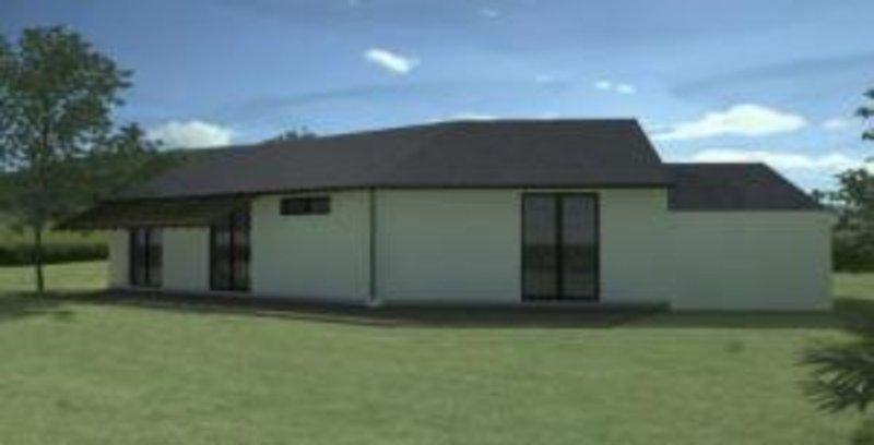 Terrain neuf, 105 m²