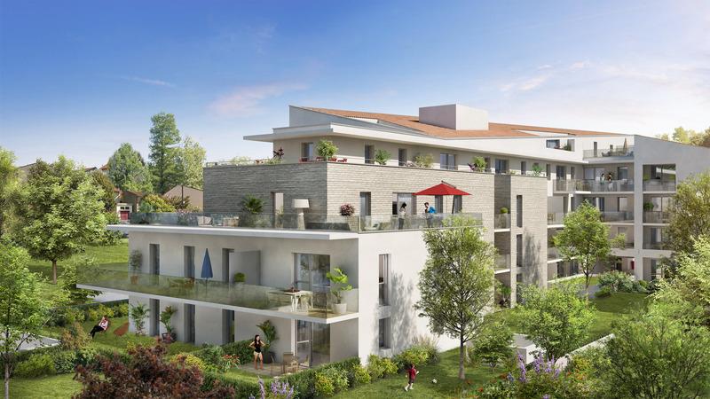 Appartement neuf, 35,8 m²