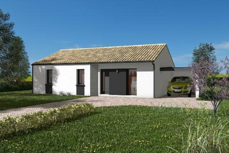 Porche entree maison immoselection for Achat maison neuve avec terrain