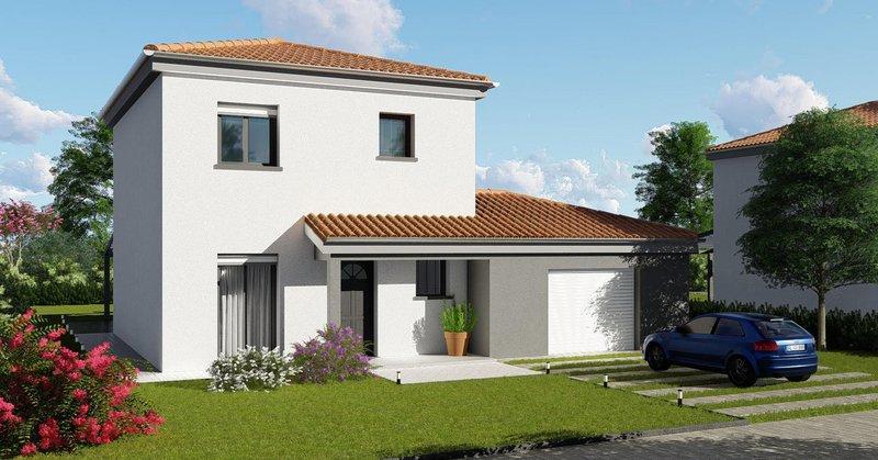 Maison andrezieux boutheon immoselection for Achat maison neuve 71