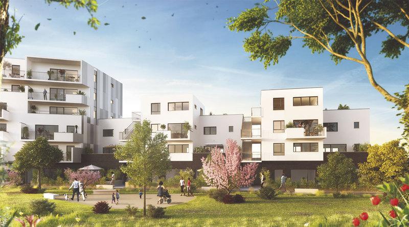 Appartement neuf, 83,5 m²