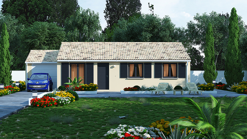 Maison labastide levis immoselection for Maisons neuves 78